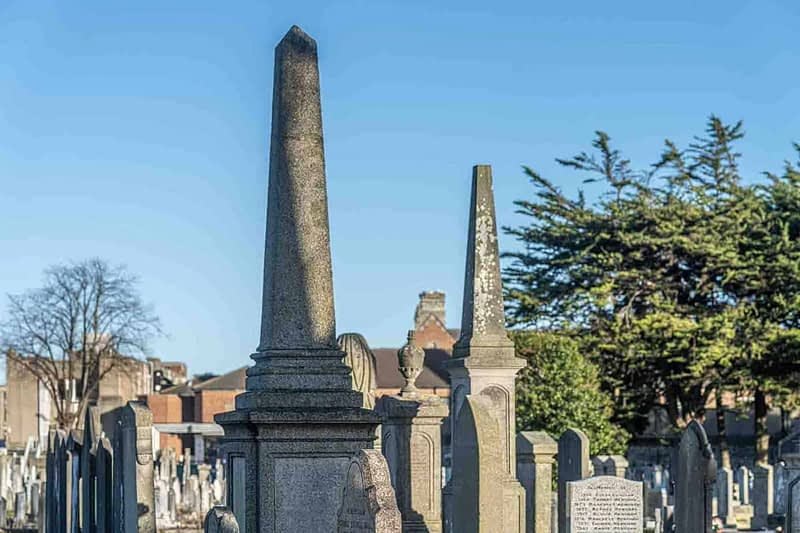 MOUNT-JEROME-CEMETERY-A-SELECTION-OF-OBELISKS-159218-1