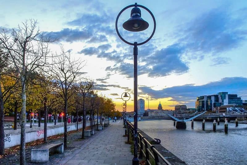 AUTUMN-LEAVES-ALONG-CITY-QUAY-IN-DUBLIN-DOCKLANDS-166547-1