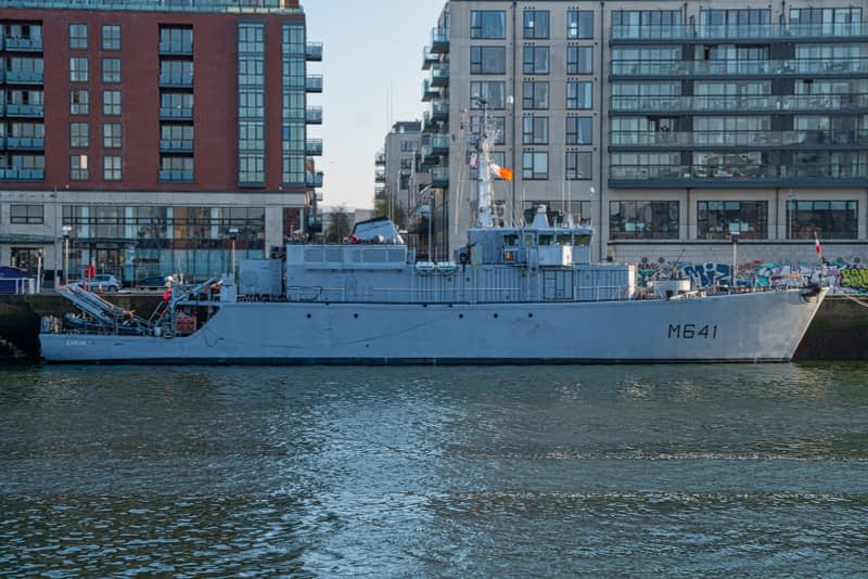 ERIDAN-CLASS-M641-FRENCH-NAVY-VISIT-DUBLIN-IN-APRIL-2017-160322-1
