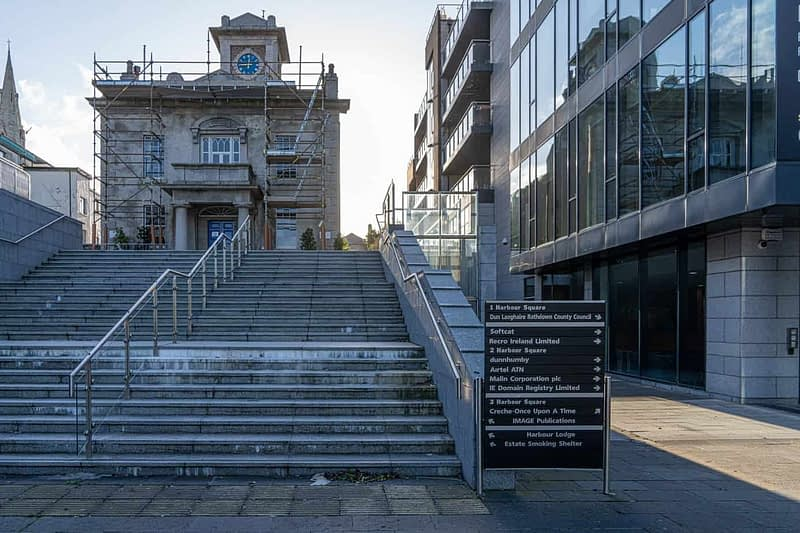 CROFTON-ROAD-AND-THE-NEW-HARBOUR-SQUARE-COMPLEX-DUN-LAOGHAIRE-159985-1