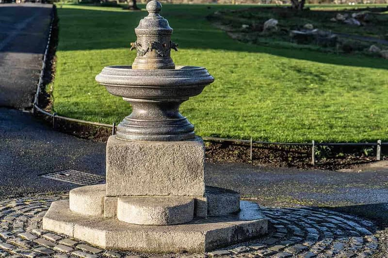 THE-PEOPLES-FLOWER-GARDENS-IN-PHOENIX-PARK-VICTORIAN-WATER-FOUNTAIN-159252-1
